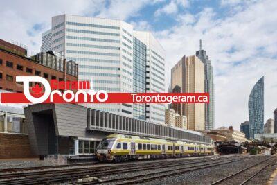 کاهش سرویس قطارهای Go Transit و UP Express