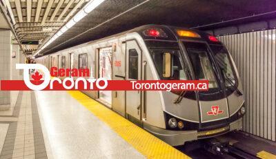 تعطیلی آخر هفته برخی از ایستگاه های متروی تورنتو